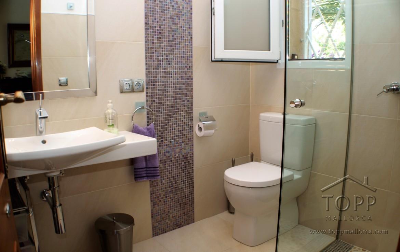 baño casa cas catala