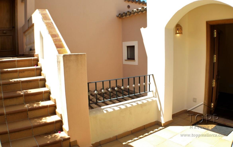 Chalet en Santa Ponsa complejo Forat 19